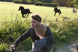 Wait a minute haven't we seen a very similar still in another film with horses?!