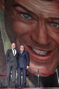 Bruce Willis, Jim Gianopulos