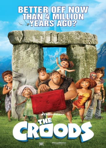 The Croods Budget Day
