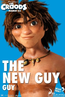 The Croods_Guy