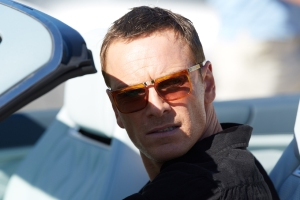 Michael Fassbender in The Counsellor