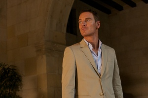 Michael Fassbender in The Counsellor2